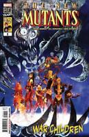 NEW MUTANTS WAR CHILDREN #1 | Marvel Comics | Select Option | NM Books