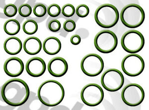 A/C System O-Ring and Gasket Kit fits 1978-2005 Subaru DL,GL Justy Brat  GLOBAL