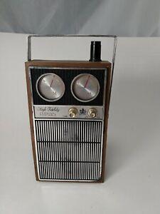 Vintage rare 1968 Royal London high fidelity radio personal portable flask Gift