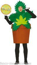 Para Hombre legalizar, hierba marihuana Stag hacer Fiestas De Disfraces Disfraz