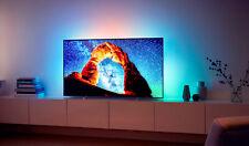"Philips Android TV OLED UHD 4K ultra sottile 55"" [Modello 55OLED803/12]"