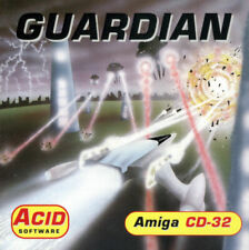 Guardian Commodore Amiga CD32 Boxed New Sealed