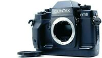 READ!! ASIS/For Parts Contax RTS III 35mm SLR Film Camera for C/Y From JAPAN