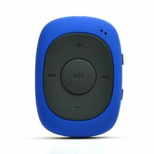 AGPTEK G02 8GB Clip MP3 Player with FM Shuffle, Portable Music Player, NEW