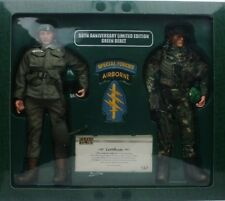 BBi 1:6 Elite Force 50th Anniversary Edition Green Beret action figure 2 pack