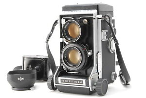【NEAR MINT+】 Mamiya C33 Pro TLR Film Camera 6x6 Sekor 105mm F3.5 Lens From Japan