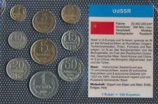 Sowjetunion vorzüglich Kursmünzen vorzüglich 1961-1991 1 Kopeken bi (9164968
