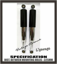 *HONDA CT70 CT90 CT200 CT110 CL50 SS50 S65 REAR SHOCK ABSORBER *BLACK*[12/10mm]