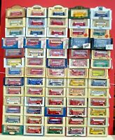 LLEDO DIECAST MODEL BUSES - CHOOSE FROM LIST ALL WITH PHOTO'S LOT B