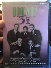 Doo Wop 51, Rhino DVD, UPC 603497608126