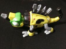 2015 Mattel Dinotrux Reptool Revvit Toy Lizard Figure