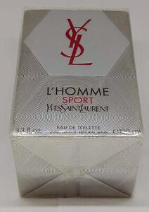 "❤️Yves Saint Laurent  L'Homme SPORT EDT 100ml / 3.4 oz 2014"" FIRST FORMULA!"