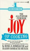 The Joy of Cooking: Volume 1: Main Course Dishes by Rombauer, Irma S., Becker,