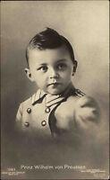 Adel Monarchie ~1910/15 Prinz Wilhelm von Preussen Gustav Liersch Aufnahme