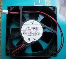 MMF-08D24ES-RNL 80x25mm Fan 24V 0.16A  642-1