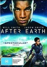 After Earth DVD NEW Free Shipping