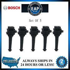 For C70 S60 S70 S80 V70 XC70 XC90 2.3L 2.4L 2.5L 2.9L 5 Piece Ignition Coil NEW