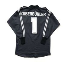 More details for 🔥zuberbuhler #1🔥grasshopper zurich 1996 goalkeeper football shirt - size small