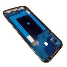 Silber Mittel Platte Rahmen Blende Ersatzteil für Samsung S4 i9500