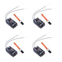 4pcs S603 FULL RANGE JR 7CH compatible with Spektrum AR6210 DSMX DSM2