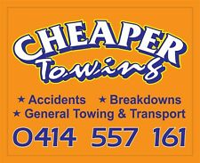 CHEAPER TOWING SERVICES GOLD COAST, TILT TRAY TOW TRUCK ACCIDENTS FROM $55
