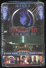 INDEPENDENCE DAY Trading Cards. 1996. Unopened box.