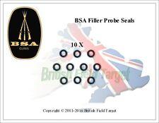 10 x BSA New Air Rifle Filling Probe Adaptor Seals / O Rings