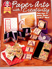 Paper Arts with Creativity: Fold-Ups, Books, Boxes, & More DIY Instructional