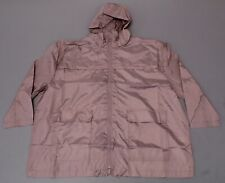 ASOS Women's Long Sleeve Curve Pac A Mac Jacket BF5 Pink Size US:18 UK:22 NWT