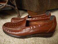 SAS Tripad Slipons Womens Shoes Brown size 8 N Comfort Slip on pre-owned