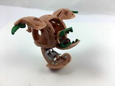 Bakugan - Battle Brawlers - LEEFRAM - Subterra - (tan) (600G) 58C3