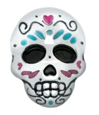 Floating charms sugar skull O2 oragami style