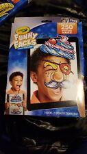 Crayola Color Alive Funny Faces - Crazy Costumes