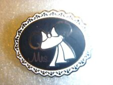 Disney Pin - Wedding Ear Hats - 'Mrs.' Only  BRIDE TO BE!