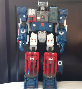 Transformers Titans Return Fortress Maximus Complete Action Figure Generations