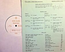 Radio Show: DICK CLARK GOLD #141 TIME! GUESS WHO, LINDA RONSTADT, ZOMBIES,STONES