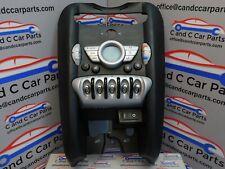 Mini Centre Console with Climate Control Central Locking R55 R56 R57 9151325
