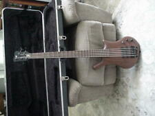 Warwick Thumb Bolt-on 5 String Bass Guitar MEC Pickups Made in Germany