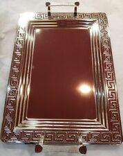 Milano Stainless Steel Versace Serving Tray - Kitchen - Giftware