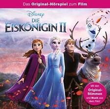 Disney´s Die Eiskönigin 2 II - Original-Hörspiel zum Kinofilm - CD *NEU*