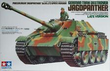 Tamiya 1/35 German Jagdpanther Late Version Plastic Model Kit 35203 Tam35203