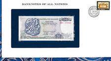 Banknotes of All Nations Greece 50 Drachmai 1978 P199 UNC Prefix 02Θ