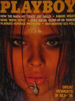 Playboy February 1977 | Star Stowe   #7291