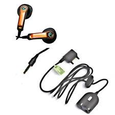 Sony Ericsson HPM-64D Stereo Headset, Kopfhörer, 3,5mm/Fastport, orange-schwarz