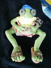 The Frog Collection~FROG BOY~Adorable Plush Frog~SO CUTE!!~NWT