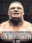 Wwe - Unforgiven 2002 - Dvd with Case