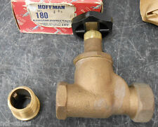"HOFFMAN 1"" RADIATOR NON-MODULATING SUPPLY VALVE #180"