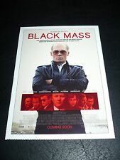 BLACK MASS, film card [Johnny Depp, Benedict Cumberbatch, Dakota Johnson]