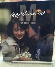 M Lee Min Woo Vol. 2 - 2nd Winds Girl Friend Edition Shinhwa CD VCD Rare Shinhwa