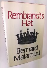 """Rembrandt's Hat"" by Bernard Malamud, 1st Edition 1st Printing"